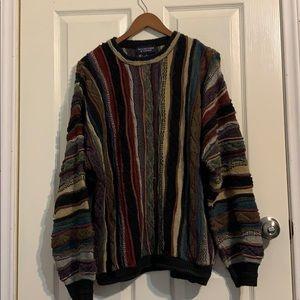 Round Tree & York knit sweater